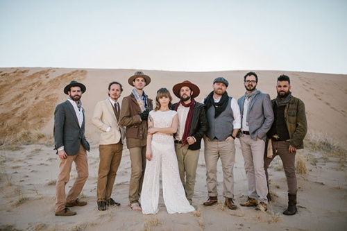 The Dustbowl Revival Signs Worldwide Administrative Deal with Music Sales Corporation