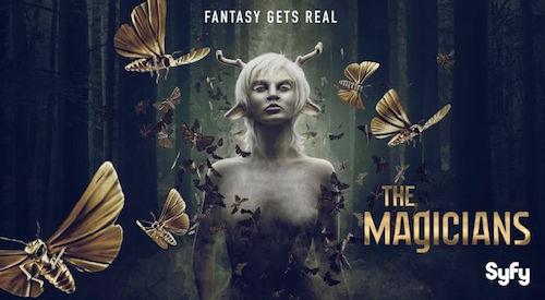 "Electric Treasure / ""Boneshaker"" To Be Featured In Ep #301 Of The Magicians On SyFy"
