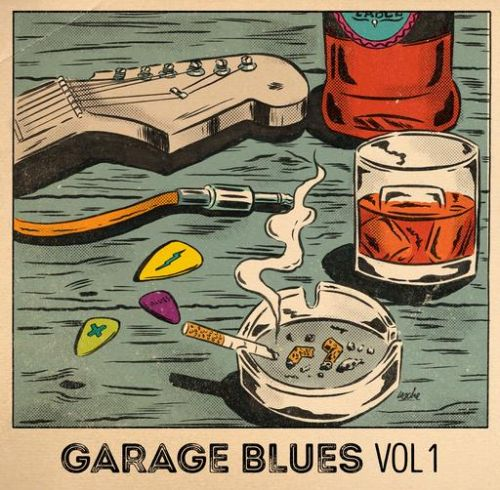 Garage Blues Vol. 1