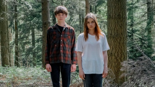 The End of the F***ing World On C4 And Netflix