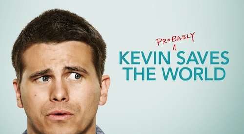 """PUBLIC / """"Little Raindrops"""" To Be Featured In ABC's Kevin Probably Saves The World"""