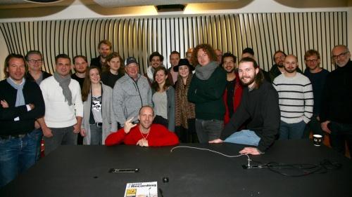 Nina Müller bei ESC-Songwritercamp