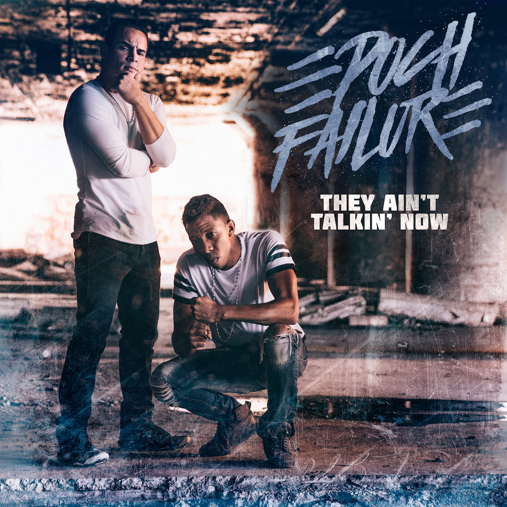 They Ain't Talkin' Now - Single