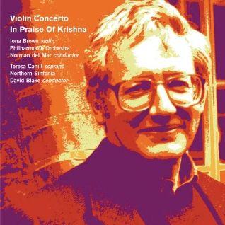 Violin Concerto: II Scherzo - Presto - Notturnale