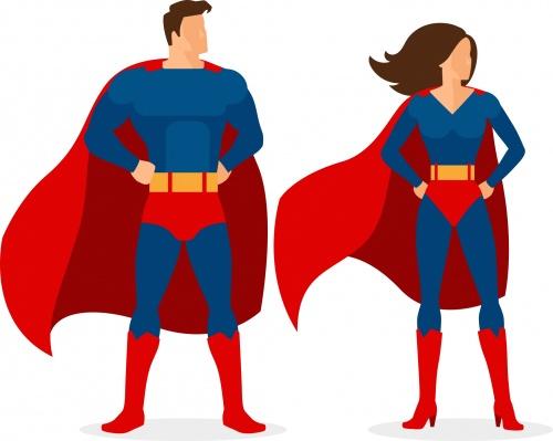 Focus On: Hero Themes