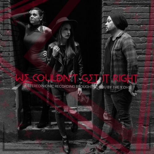 We Couldn't Get It Right - Single