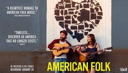 American Folk featuring music by A.P. Carter - In Theaters Now