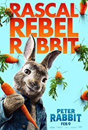 Peter Rabbit - 2018