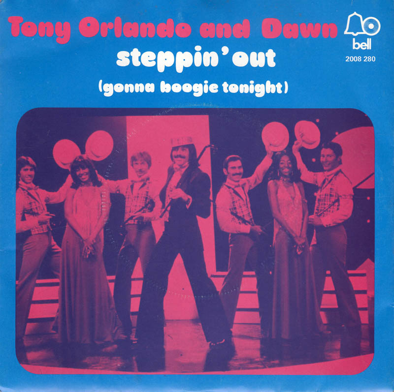 Steppin' Out (Gonna Boogie Tonight)