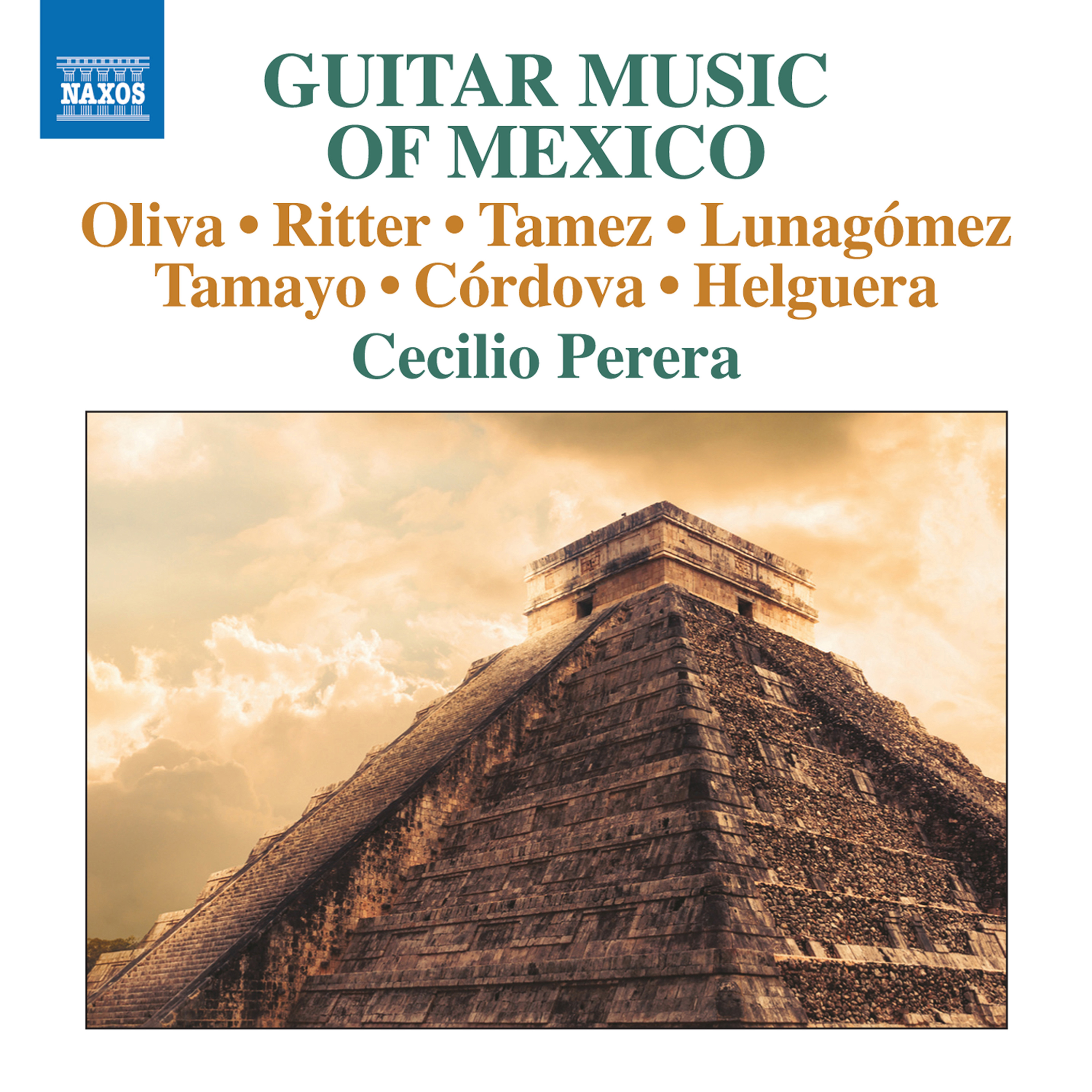 Guitar Music of Mexico