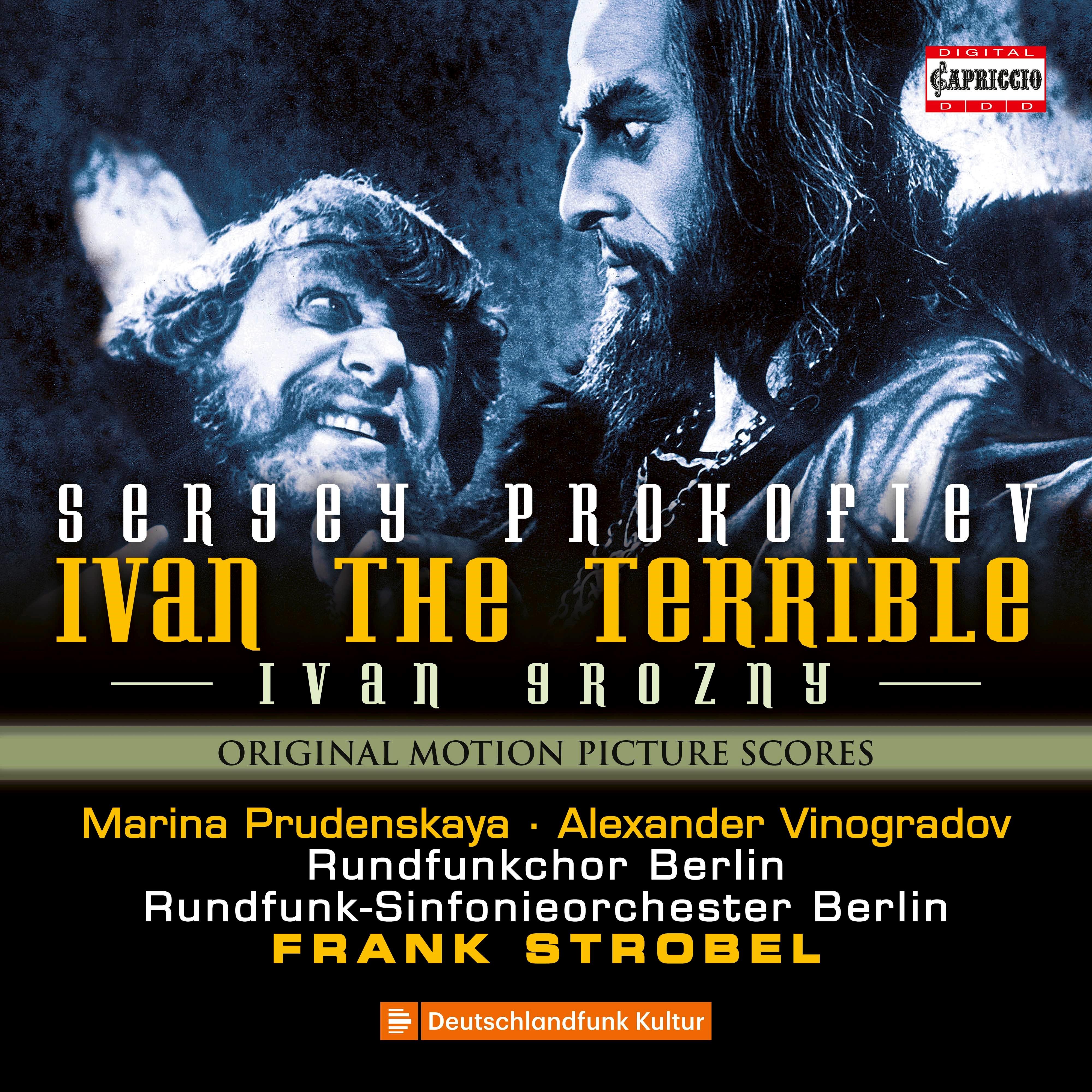 Prokofiev: Ivan the Terrible, Op. 116