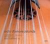Flute Sonata in C Major, BWV 1033 (Arr. C. Gagnon for Viola d'amore, Guitar & Cello): II. Allegro