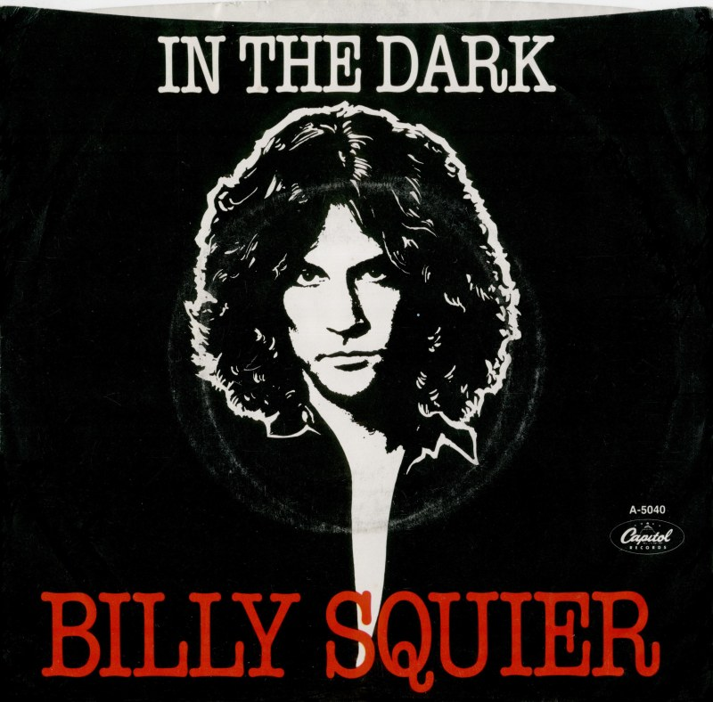 In The Dark (Billy Squier Cover) [INST]