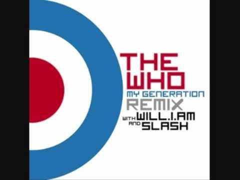 My Generation (Remix) (feat. will.i.am & Slash)