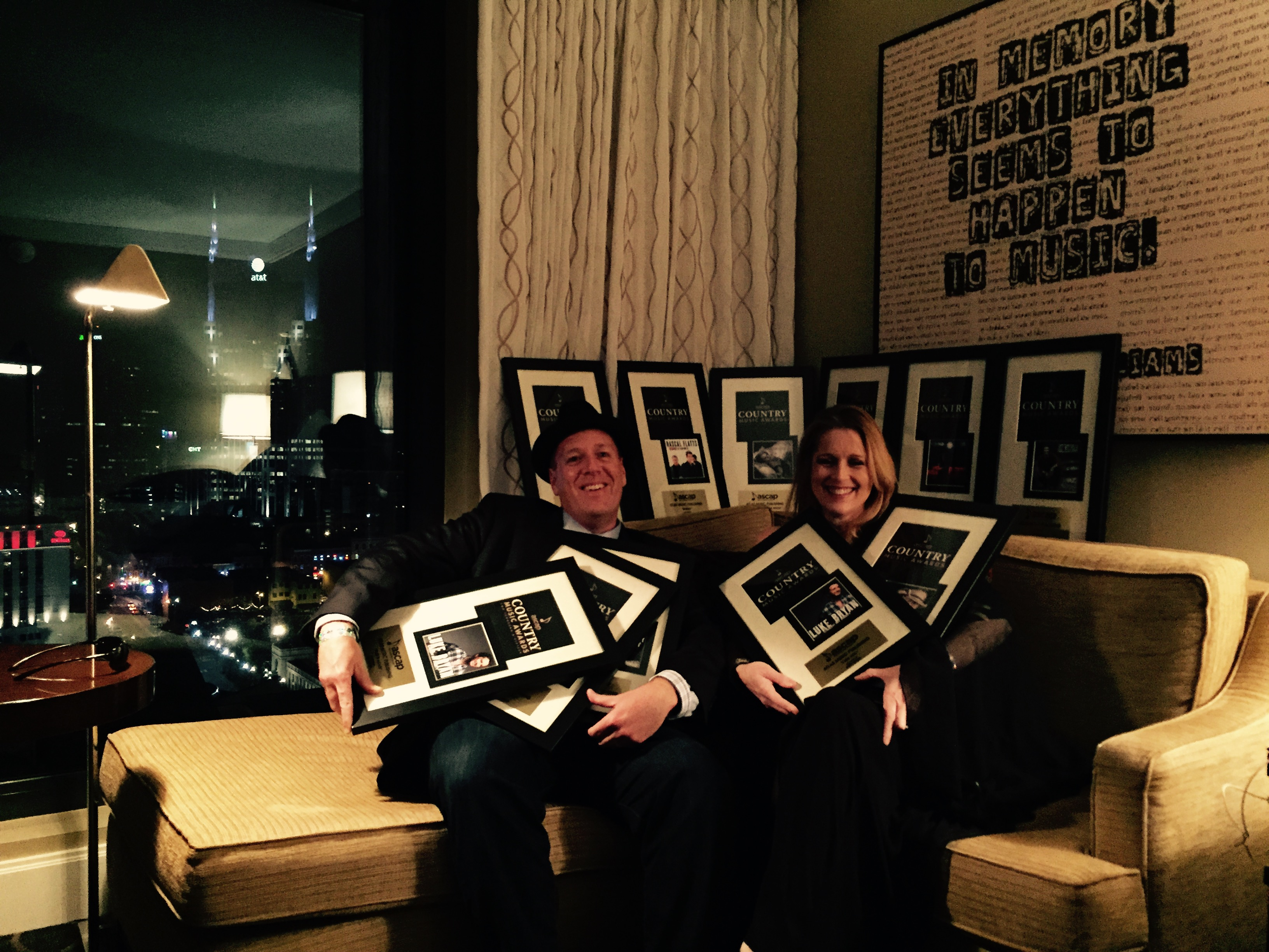 Atlas Combustion Take Home 11 ASCAP Awards!
