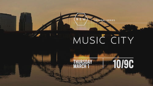 """Griffin Peterson / """"For A Little While"""" To Be Featured In Ep #104 Of CMT's Music City"""