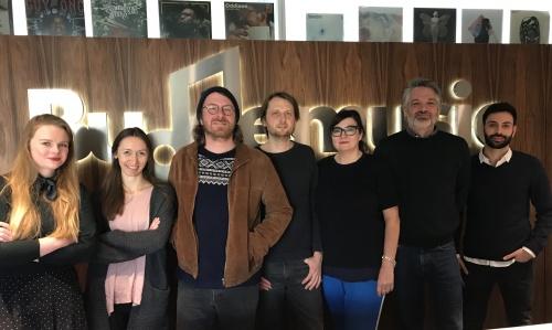 Budde Music signs Patrick Reising and Francesco Wilking