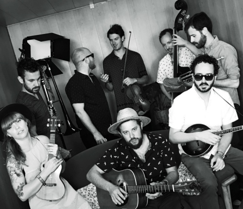 The Dustbowl Revival - 2018 Spring Tour Dates