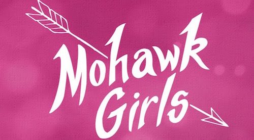 """Let It Burn"" Featured In Mohawk Girls Promo"