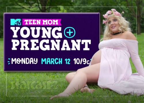 """""""Life"""" To Be Featured Tonight In Series Premiere Of MTV's Teen Mom: Young & Pregnant"""