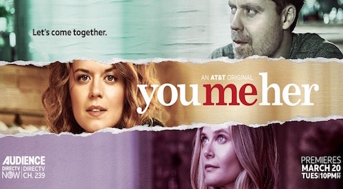 """Misery Loves Company, Too"" To Be Featured In Ep #303 of You Me Her on DirecTV"