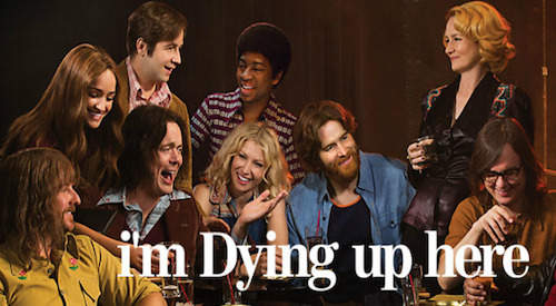 """Brittany Pfantz / """"Push Pull (The Greatest)"""" Featured In Trailer for Showtime's I'm Dying Up Here"""
