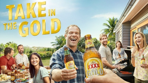 XXXX Gold | 'Take In The Gold'