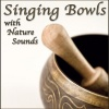 Tibetan and Crystal Chakra Bowls Sing with Rain and Thunderstorms