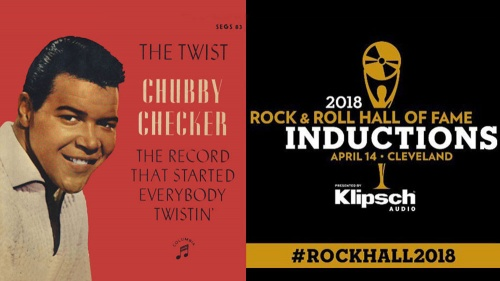 """The Twist"" Has Been Inducted Into The Rock and Roll Hall of Fame"