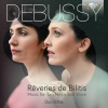 "Duo Bilitis ""3 Chansons de Bilitis (arr. E. Levental and E. Tebbe): No. 2. La chevelure"""