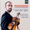 """Giulio Plotino, Clemens Hagen, Matteo Mela """"Terzetto for Violin, Cello & Guitar in D Major, MS 69: II. Minuetto. Allegro vivace"""""""
