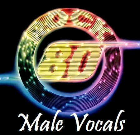 1980's Rock - Male Vocals