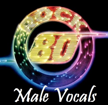 1980's Rock - Male Vocals