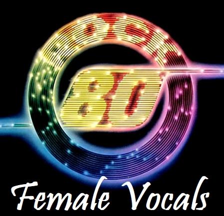 1980's Rock - Female Vocals