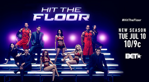 """They Ain't Talkin' Now"" To Be Featured In Season Finale Of Hit The Floor On BET"
