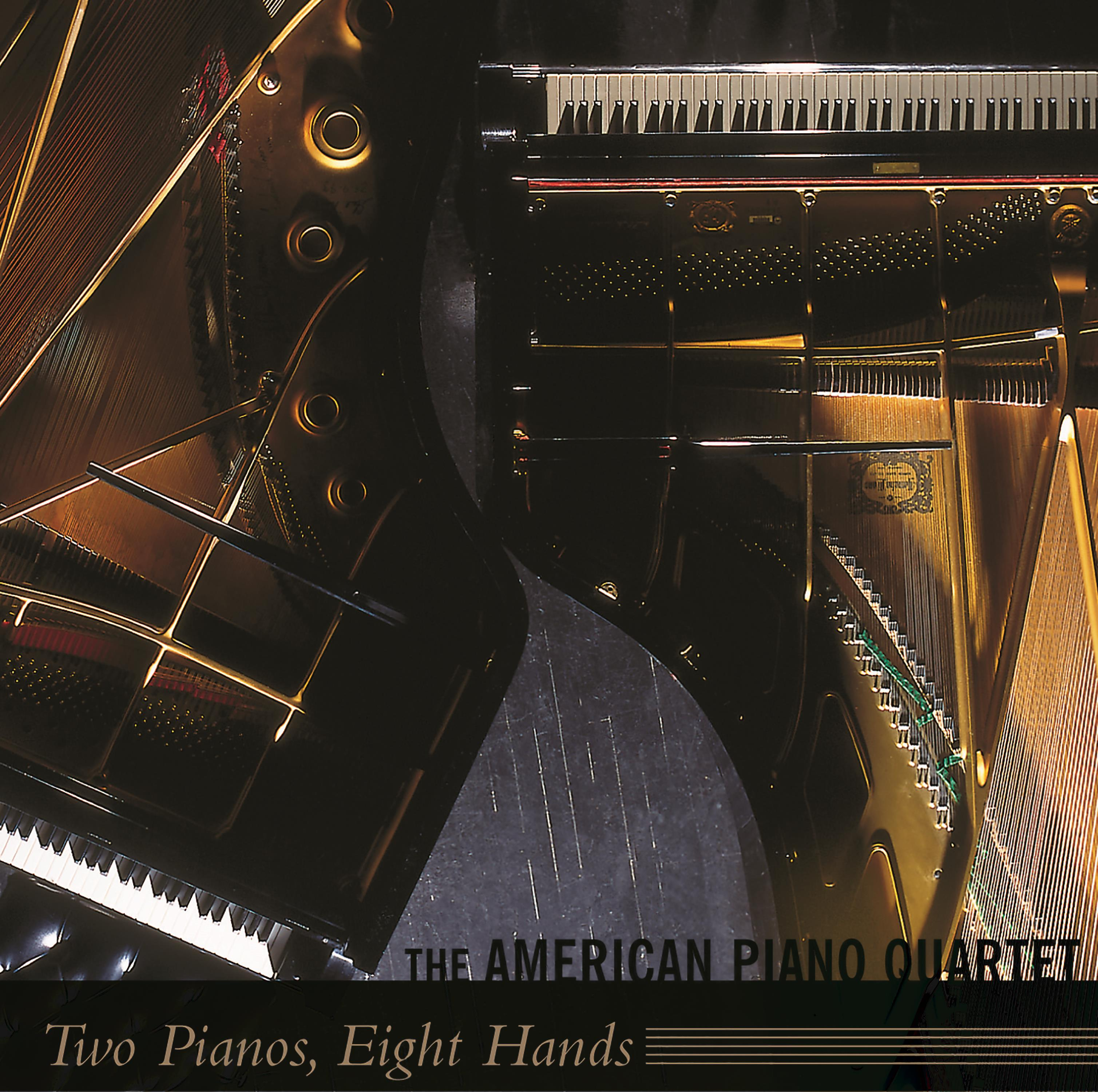 2 Pianos, 8 Hands