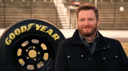 """I Got A Name"" Goodyear TV Commercial"
