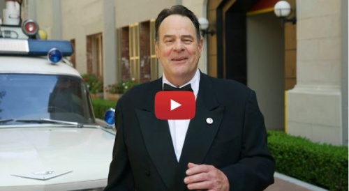 Dan Aykroyd and Schirmer Theatrical Release 'Ghostbusters in Concert' Promotional Video