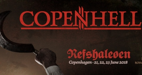 Zeal & Ardor to play Copenhell 2018