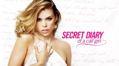"""Bitter Sweet / """"Being Bad"""" In Showtime's Secret Diary Of A Call Girl"""