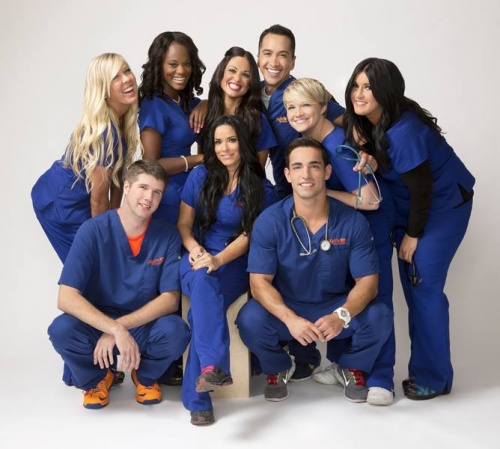 """Heartbeat II"" on MTV's Scrubbing In"