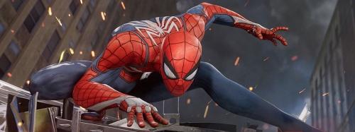 PS4: Spiderman