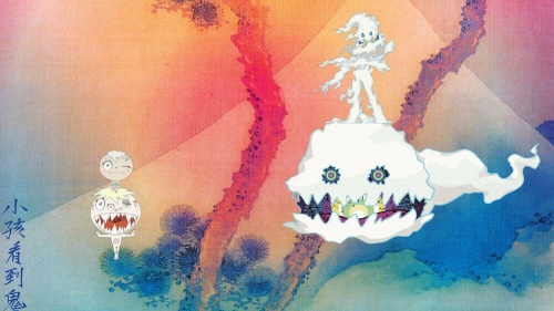 """Music Sales' """"They're Coming To Take Me Away"""" Incorporated Within Kanye West and Kid Cudi's 'Kids See Ghosts'"""
