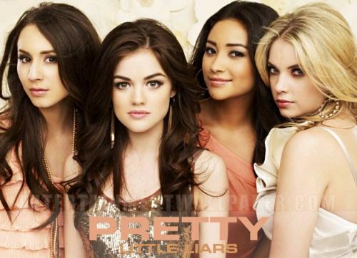 "Measure / ""Begin Again"" in ABC's Pretty Little Liars"