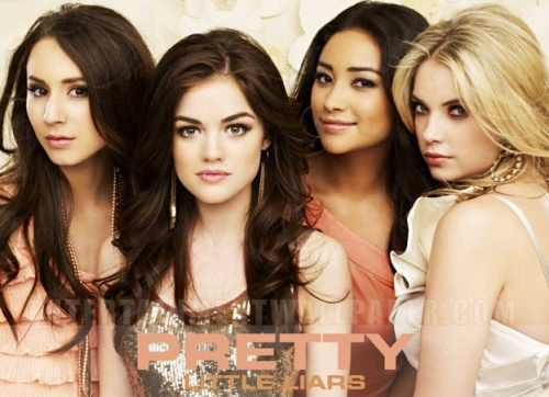 "Measure / ""Begin Again"" in ABC's Pretty Little Liars"