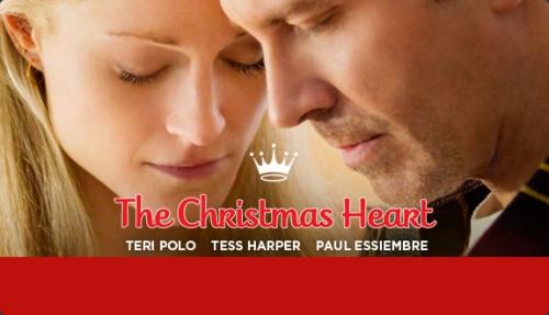 """""""Go Santa"""" in Hallmark's The Christmas Heart"""