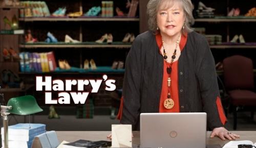 """Nelsen Adelard / """"Blues All Night"""" in NBC's Harry's Law"""