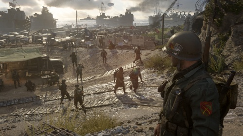 Call Of Duty: WWII Headquarters Mode