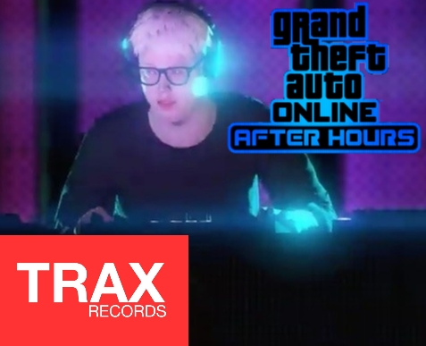 Songs from Trax Records' Catalog to appear in GTA Online Update