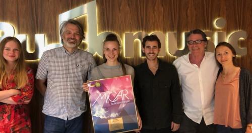 Budde Music Signs Leona Berlin